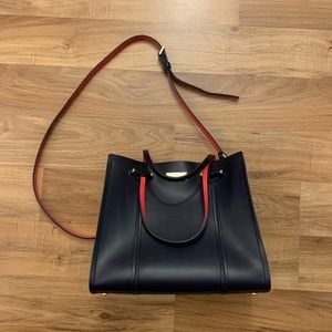 Kate Spade navy Arbour Hill tote